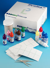 Example of clinical / industrial microbiology supplies available from Ngaio Diagnostics